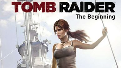 Tomb Raider: Początek