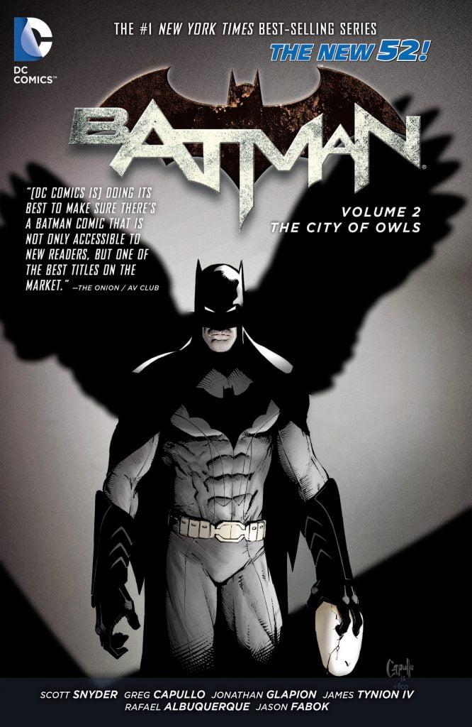 Batman: Miasto Sów 1