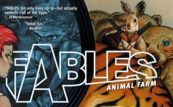 Fables 2 Animal Farm