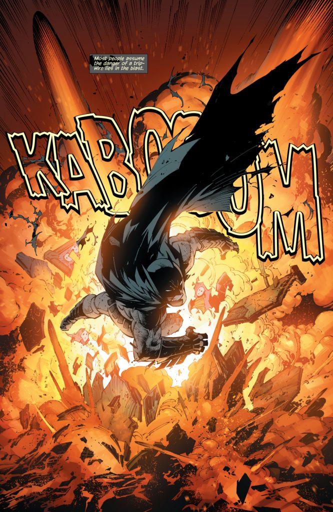 Batman: Trybunał Sów 3