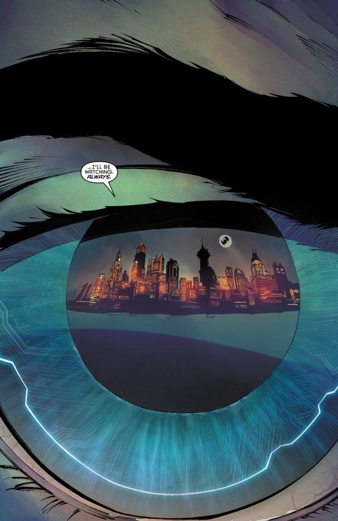 Batman: Miasto Sów 3