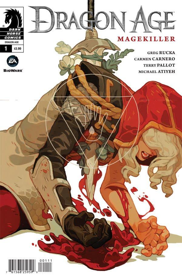 Dragon Age: Magekiller #1a