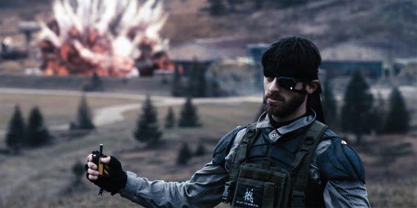 Metal Gear Solid: Philanthropy 3