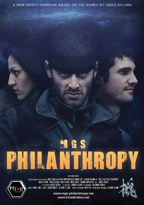 Metal Gear Solid: Philanthropy 1