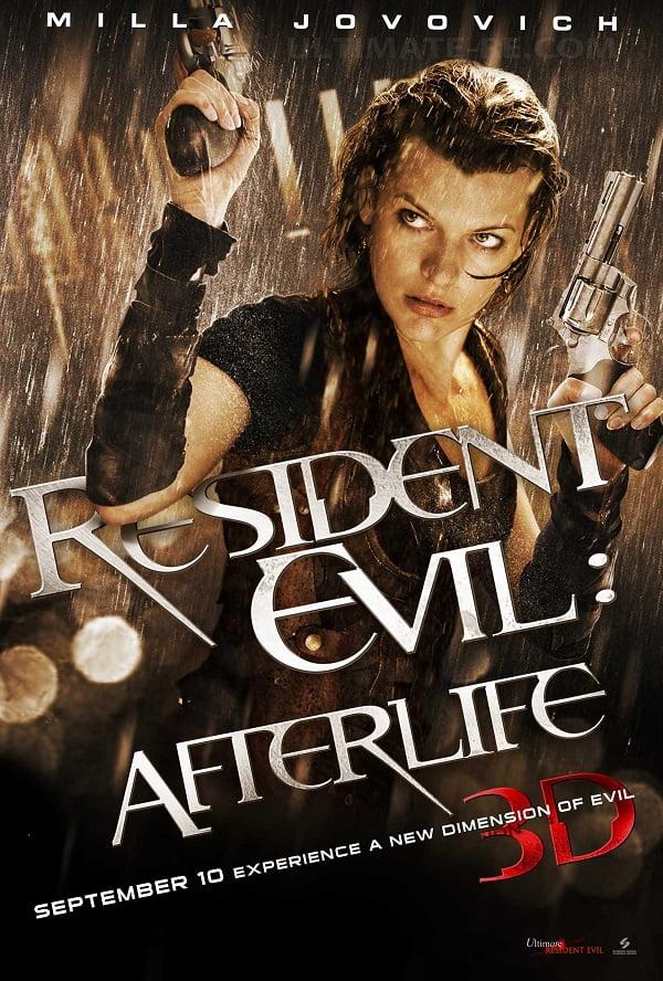 Resident Evil: Afterlife 1