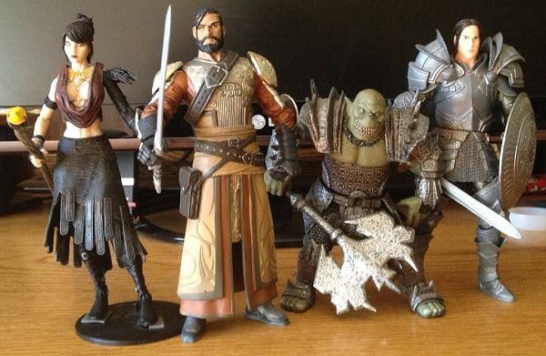 Dragon Age: Duncan 1