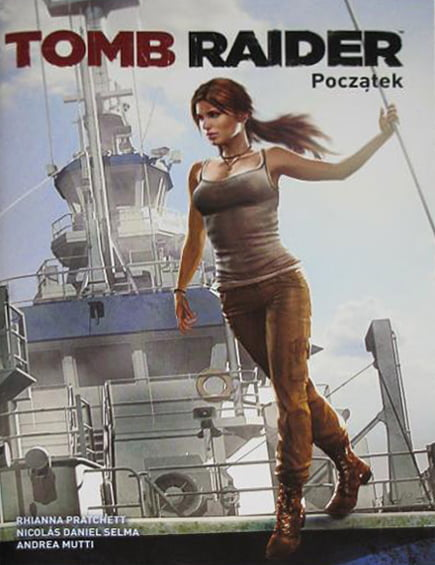 Tomb Raider: Początek 1