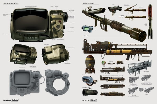 The Art of Fallout 4 4