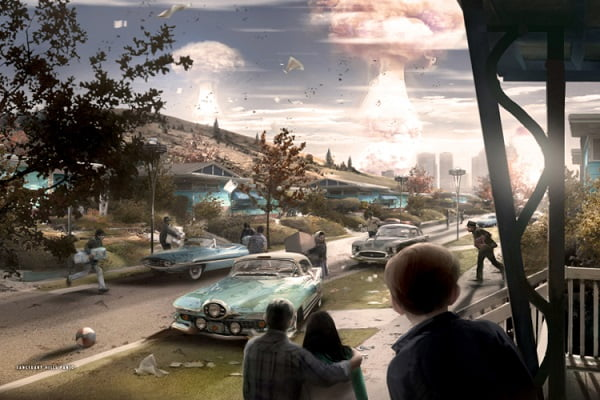 The Art of Fallout 4 3