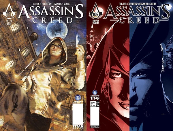 Assassin's Creed: Assassins 1