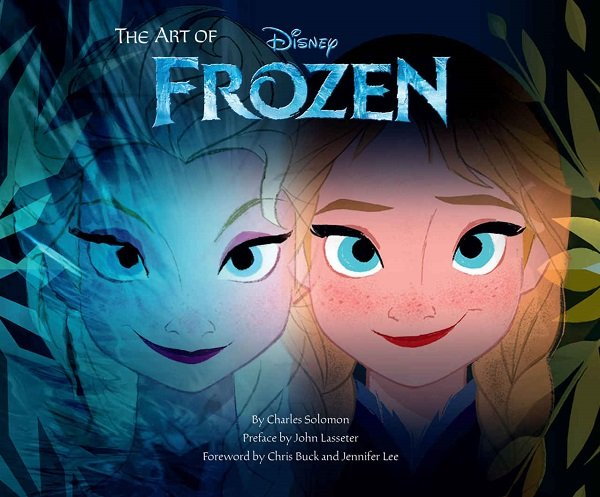 The Art of Frozen 1
