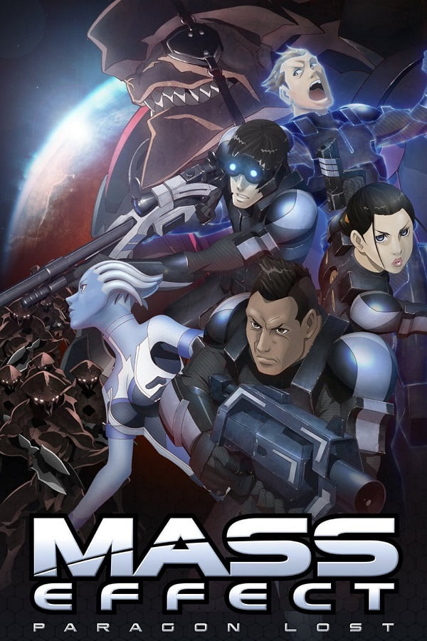 Mass Effect: Paragon Lost 1