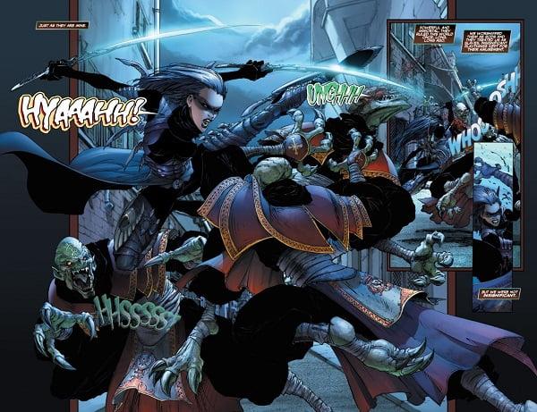 Wraithborn 3