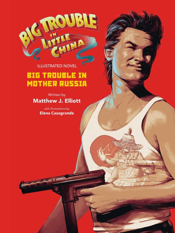 Big Trouble in Mother Russia cover