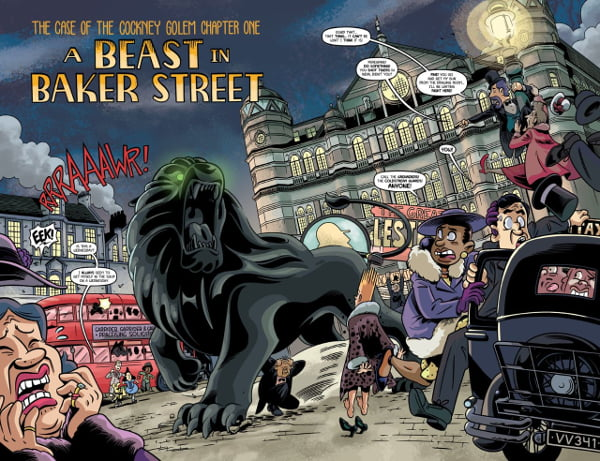 The Baker Street Peculiars 002