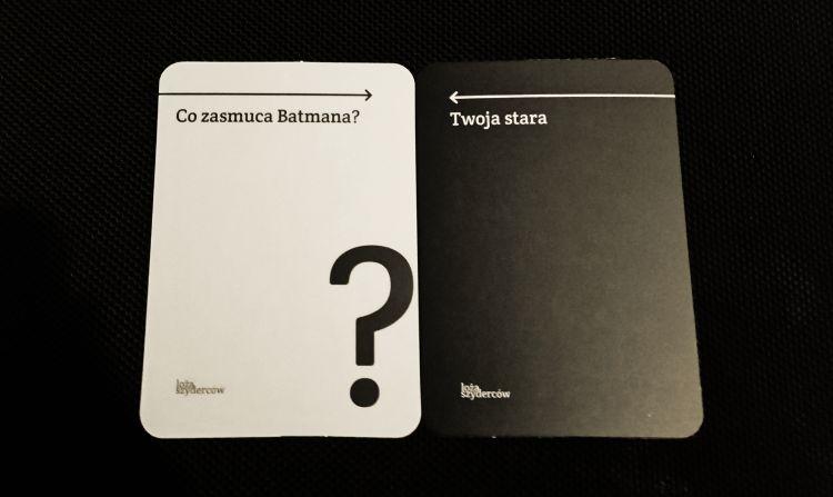 Loża szyderców karty