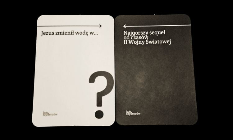 Loża szyderców karty 2