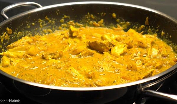 curry jabłkowe