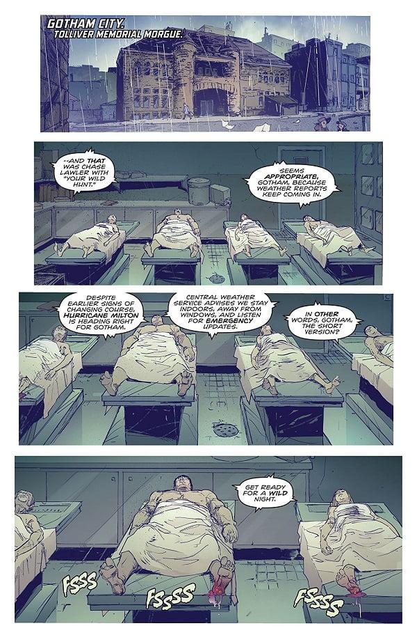 Batman: Night of the Monster Men 2