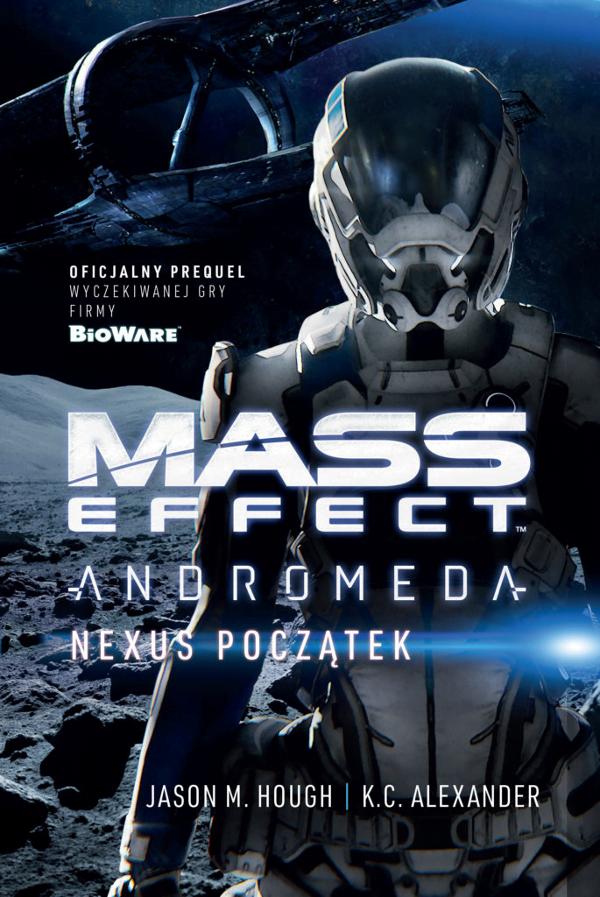 Recenzja książki Mass Effect Nexus