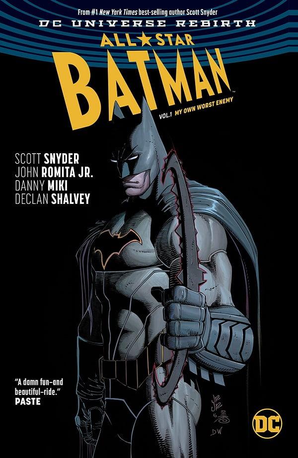 All Star Batman Vol. 1: My Own Worst Enemy