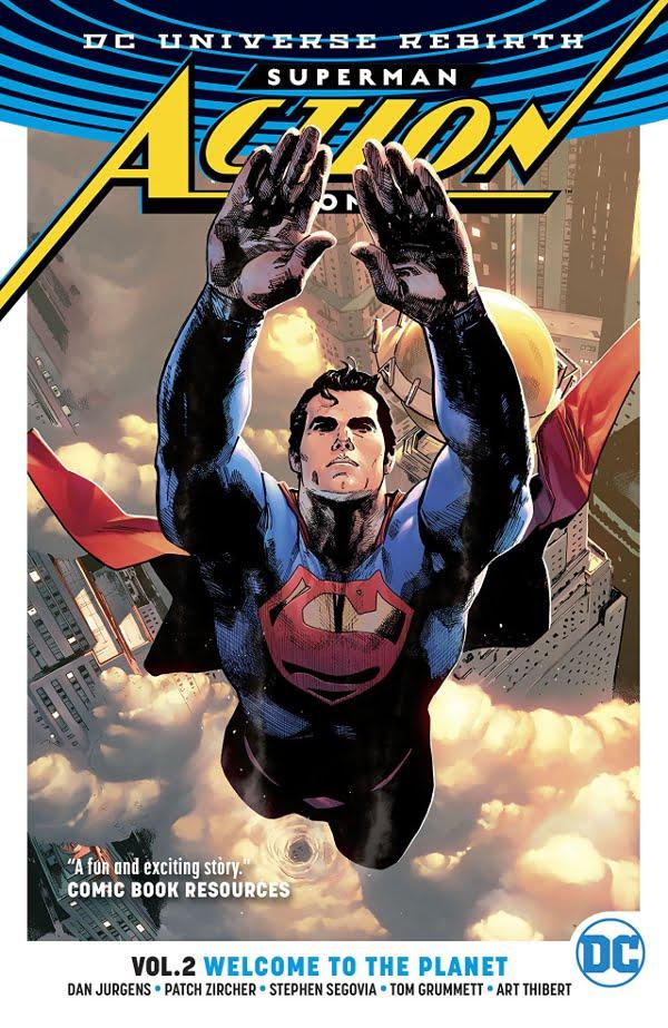 Superman Action Comics 2 cover
