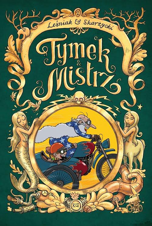 Tymek i Mistrz 2 cover