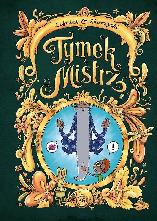Tymek i Mistrz 3 cover