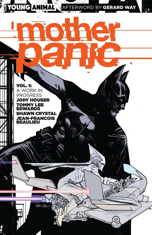 mother panic cover