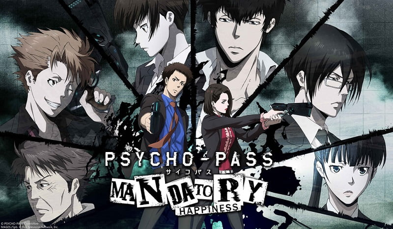 Psycho-Pass cover