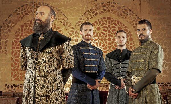 Sulejman i synowie