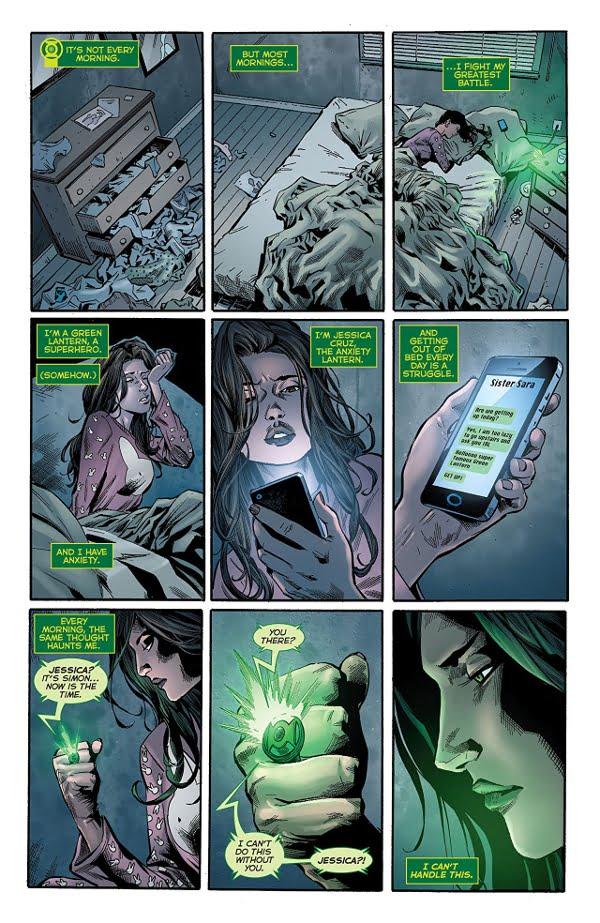 Green Lanterns Polarity 001
