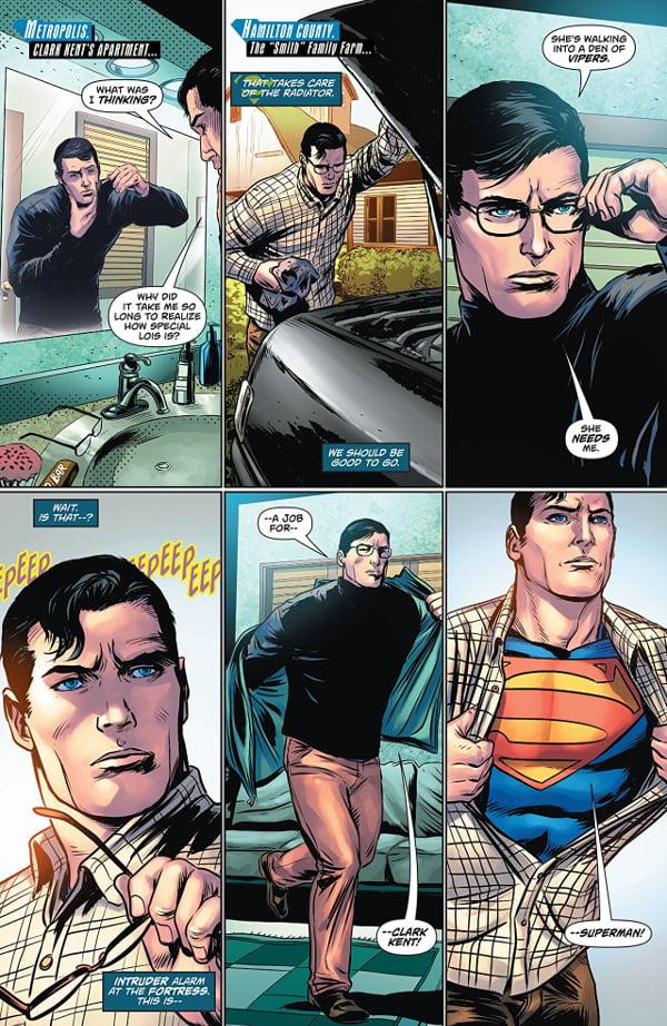 Superman Reborn 001