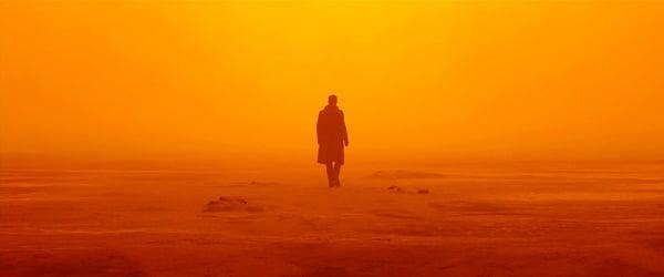 Blade Runner 2049 desert