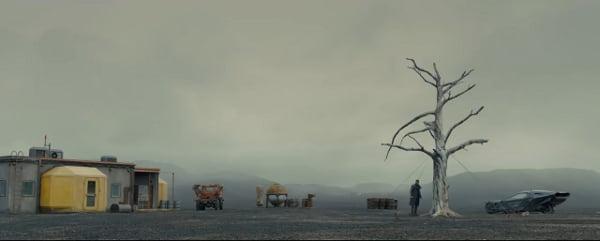 Blade Runner 2049 tree