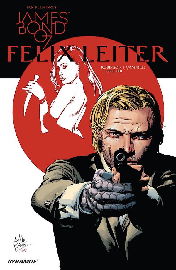 Felix Leiter cover