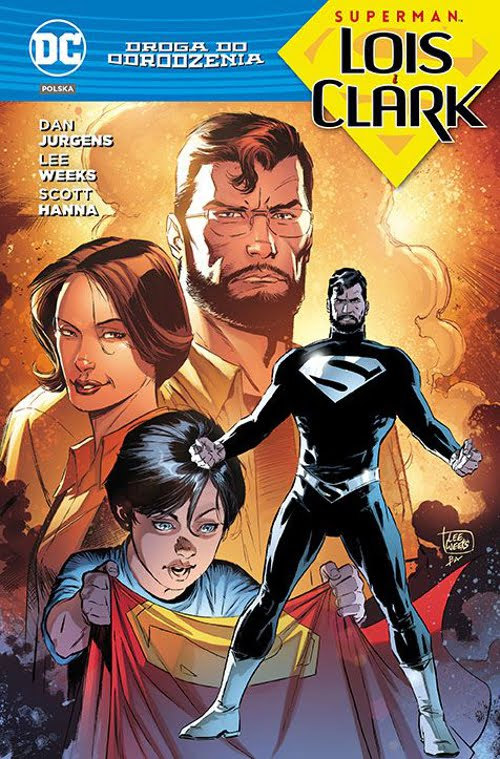 Superman Lois i Clark cover