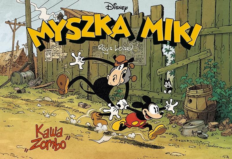 Myszka Miki – Kawa Zombo1