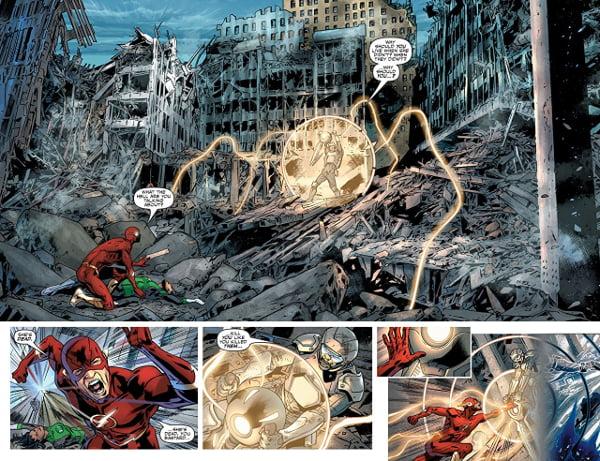 Justice League Endless 002