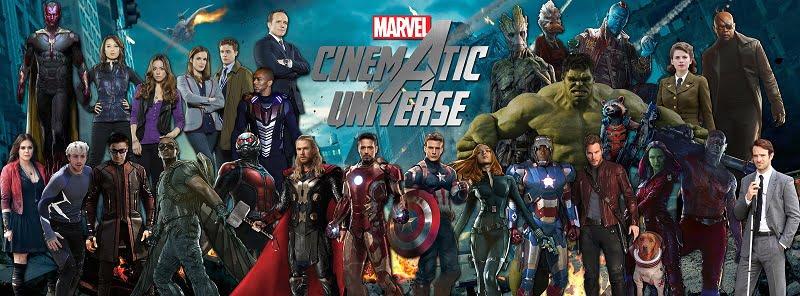 Jak oglądać filmy i seriale Marvela?