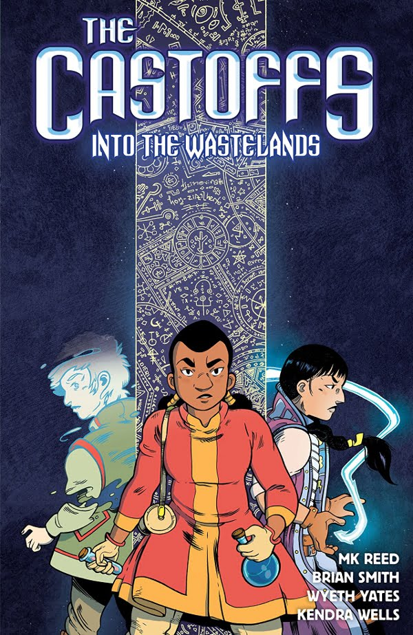 The Castoffs Volume 2 cover