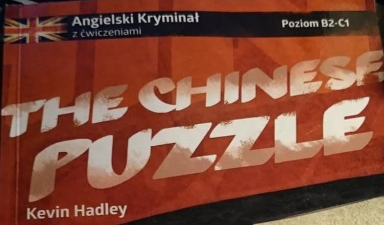 Chińska podpucha – czyli recenzja angielskiego kryminału The Chinese Puzzle