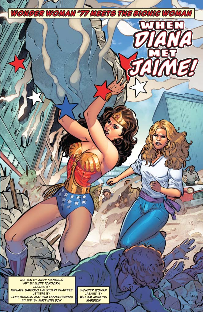WW meets BW cover