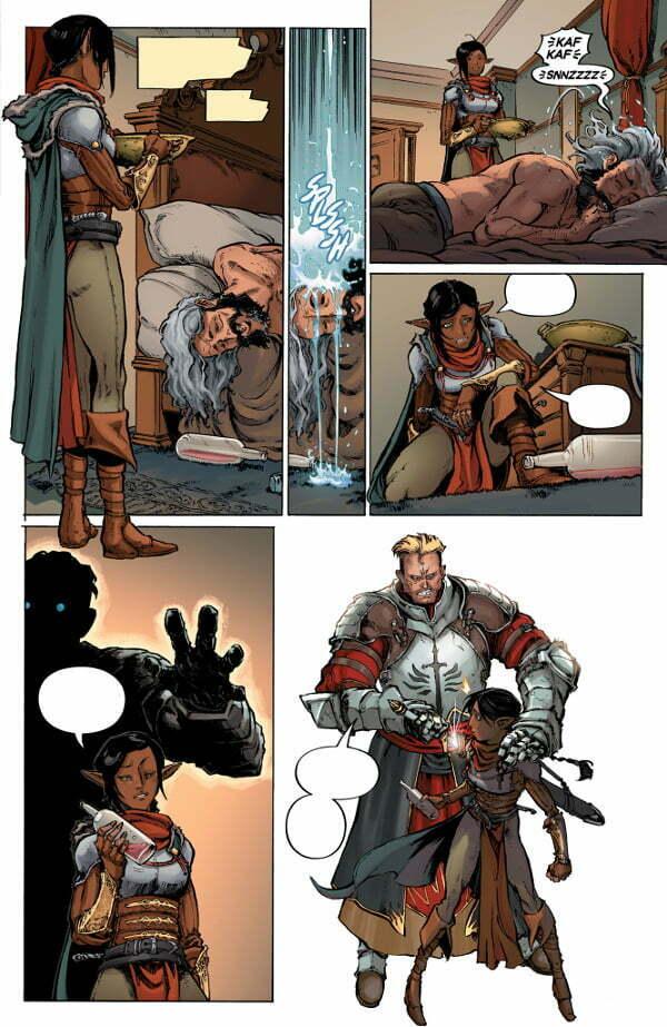 Dragon Age: Knight Errant 3