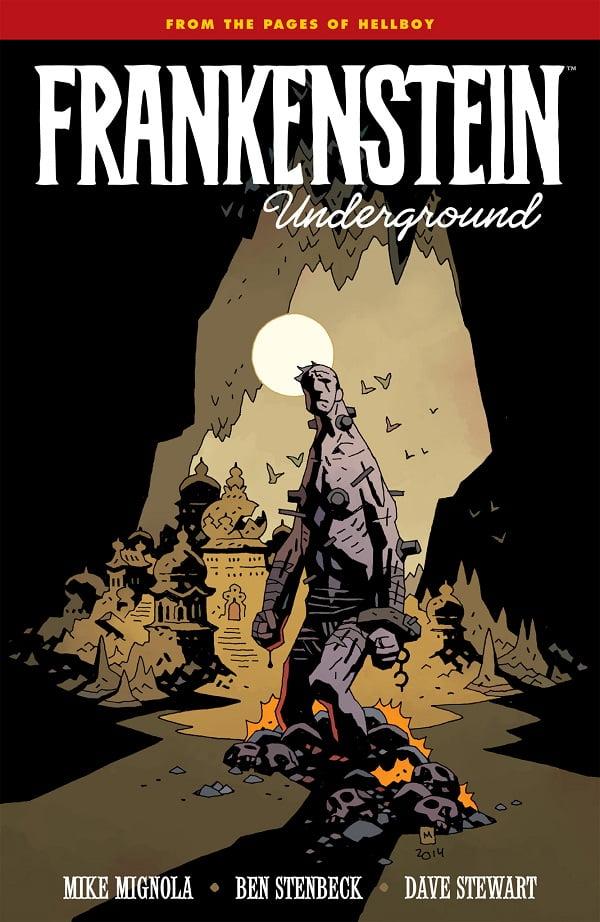 Frankenstein Underground1