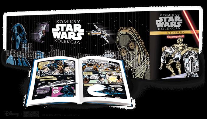 Kolekcja Komiksów Star Wars