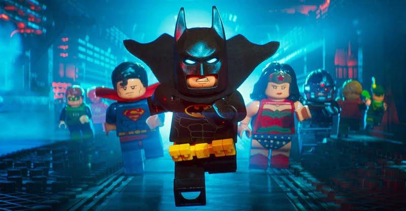 Lego Batman: Film