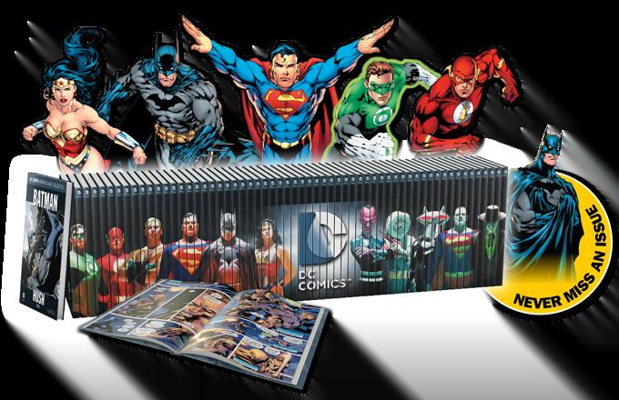 Wielka Kolekcja Komiksów DC Comics