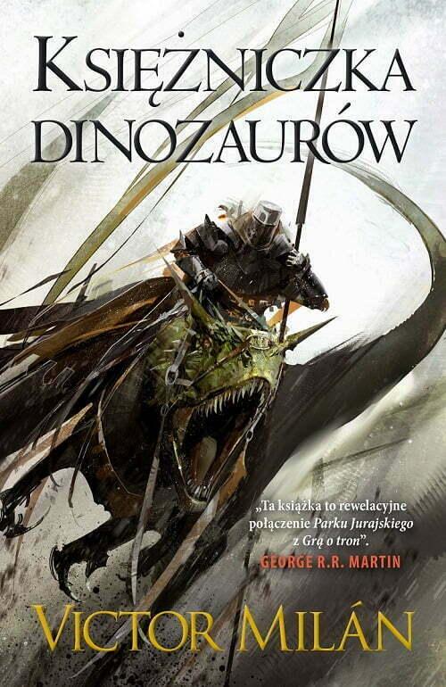 Księżniczka dinozaurów cover