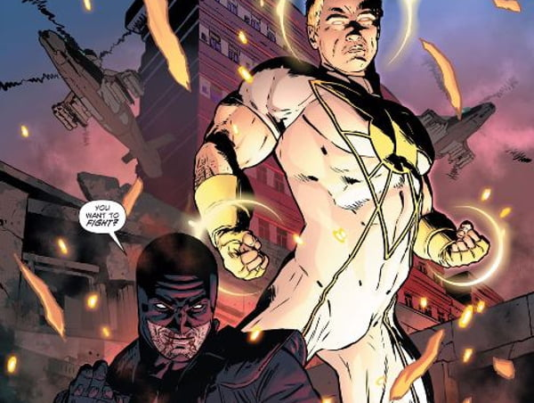 Apollo i Midnighter